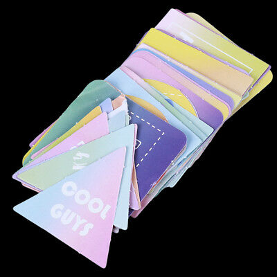 45 Pieces Good Blessing Paper Label Sealing Stickers Creative DIY Crafts Decal Z
