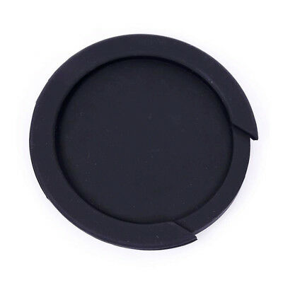 Black Rubber Sound Hole Cover for Acoustic-Electric Guitars Guitar Accessories