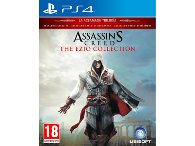 Videojuego PS4 Assassin's Creed: The Ezio Collection