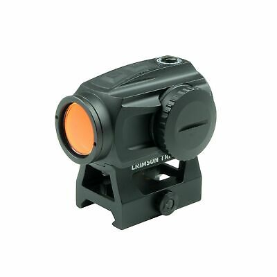 Crimson Trace Compact Tactical Red Dot Electronic Sight, 2 MOA, : CTS-1000