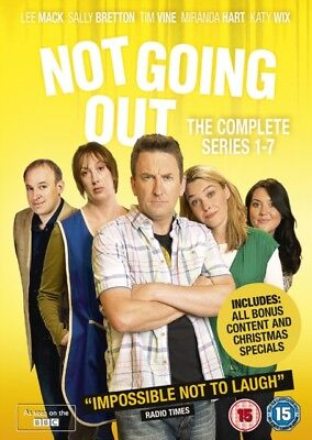 Not Going Out – Series 1-7 [DVD], 5053083045180