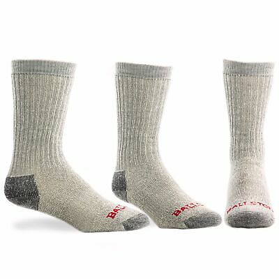Ballston 83% Wool Heavyweight Expedition Weight Hunting Socks - 3 Pairs