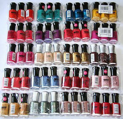60 x Collection Hot Looks Fast Dry Nail Polish  RRP £150 | 19 shades | Wholesale