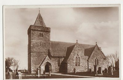 Parish Church Aberlady RP Postcard, B317