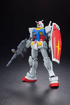 Bandai High Grade Hguc 1/144 Mobile Suit Gundam Rx-78-2 Revive Nuovo