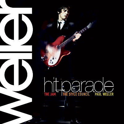 Paul Weller (New Cd) Hit Parade Greatest Hits Very Best Of (Jam / Style Council)