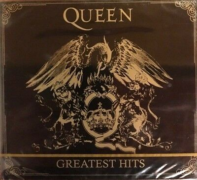 "Queen ""greatest Hits"" Rare Double Cd Neuf !"