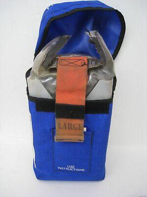 Anchor Industries Fire Shelter 5100-606A MFG Date 09/07