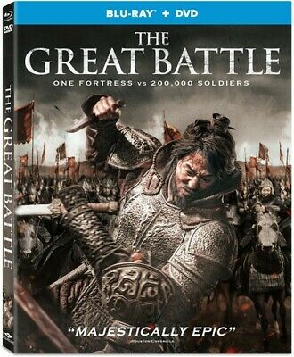 The Great Battle [New Blu-ray] With DVD, 2 Pack