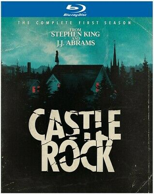 Castle Rock: The Complete First Season [New Blu-ray] 2 Pack, Subtitled