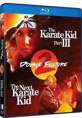 The Karate Kid Part III / The Next Karate Kid [New Blu-ray]