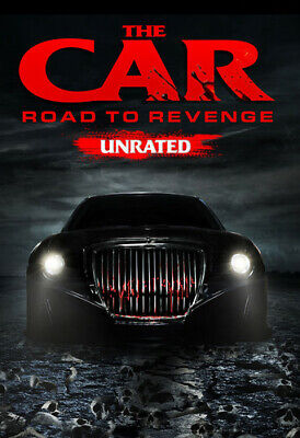 The Car: Road to Revenge [New DVD]