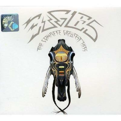 The Complete Greatest Hits The Eagles Audio CD