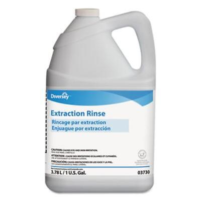 Johnson Diversey DVO903730 Carpet Extraction Rinse, Floral Scent, 1 Gal Bottle,