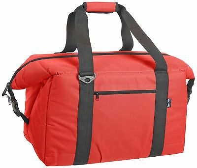 NORCHILL 48 CAN SOFT SIDED HOT//COLD COOLER BAG BLA