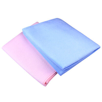 Ultra Waterproof Sheet Protector Children Adult Incontinence Urinal Pad Bed PK