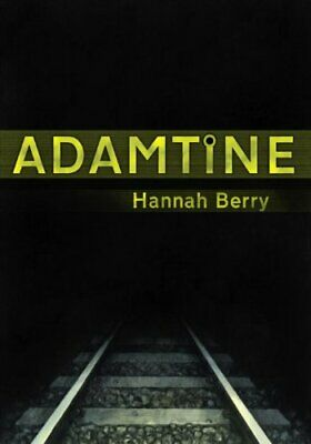 Adamtine by Berry, Hannah Book The Cheap Fast Free Post