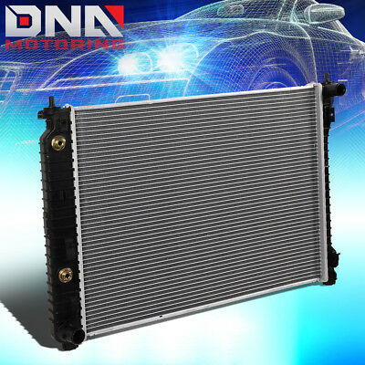 Radiator With Cap For Chevy Saturn Fits Captiva Vue L4 4Cyl V6 13057WC