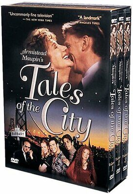 Tales of the City [DVD] [1993] [Region 1] [US Import] [NTSC] - DVD  1AVG The