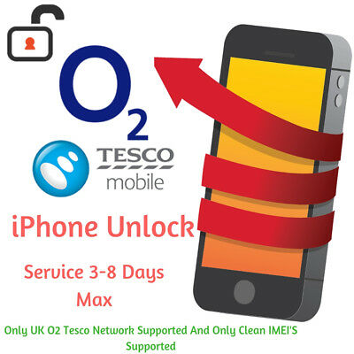 Unlocking For Iphone 8 8 Plus Uk O2 Tesco Network Unlock Code Express Service