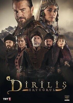 *****DIRILIS ERTUGRUL - Seasons 3, 4 AND 5 - with English Subtitles - Watch  now!