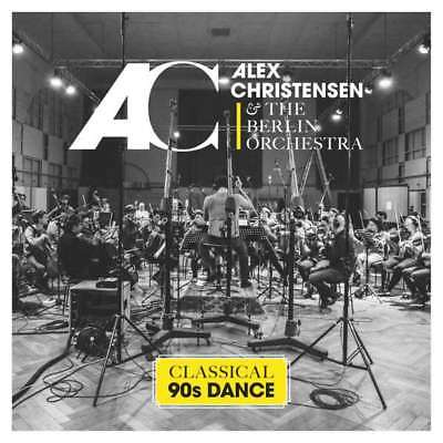 NEU CD Alex Christensen & The Berlin Orchestra - Classical 90s Dance #G57566461