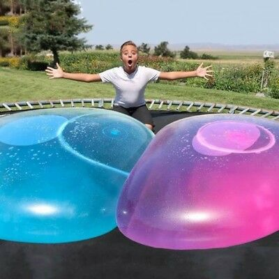 110cm big amazing bubble ball Water-filled interactive rubber balls Outdoor Infl