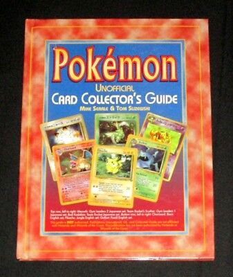 Pokemon Unofficial Card Collector's Guide to Common Uncommon Rare Holofoil etc