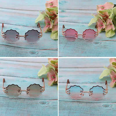 12inch Fashion Doll Accessory Sunglasses Eye Glasses For Blythe Doll Costume