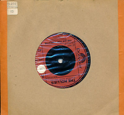 """The Air That I Breathe - The Hollies - LC Single 7"""" Vinyl 11/07"""