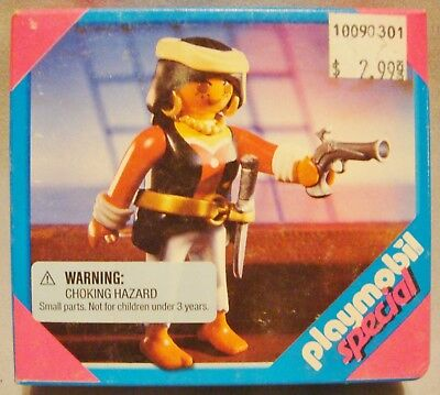 Playmobil Special 2001/2002 7 Toys Toy Deal New Old Stock Never Out Of Box (N)