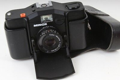 Original Minox 35 GL mit Color Minotar 1 : 2,8 f = 35 mm