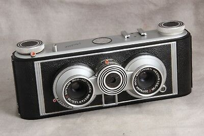 Vintage Photrix  Stereo 3D Camera, Looks Nice, but AS-IS