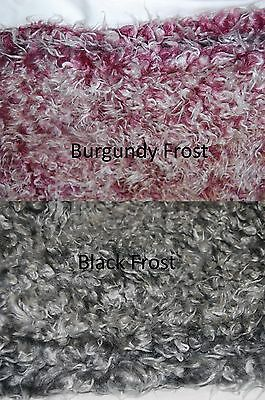Faux Fake Curly Fur Fabric Teddy Bear & Animal Toy 45mm Pile Sold by Vary Length