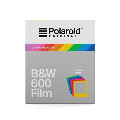 Originals B&W Film for 600 - Hard Color Frames (4673)