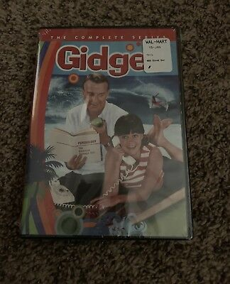 Gidget: The Complete Series [New DVD]