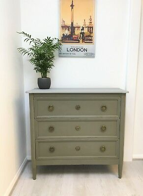 finest selection 5ae7c aa898 SWOON EDITIONS DAWSON Chest of Drawers Olive & Grey RRP £499