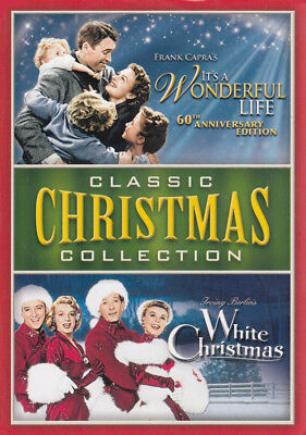Classic Christmas Collection (It S A Wonderful Life / White Christmas) (Dvd)