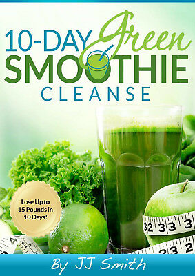 10-Day Green Smoothie Cleanse 2014 by JJ Smith (E-B00K||E-MAILED) #14