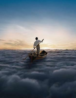 Pink Floyd The Endless River Deluxe CD+Blu-ray Box Set NEW SEALED 2014