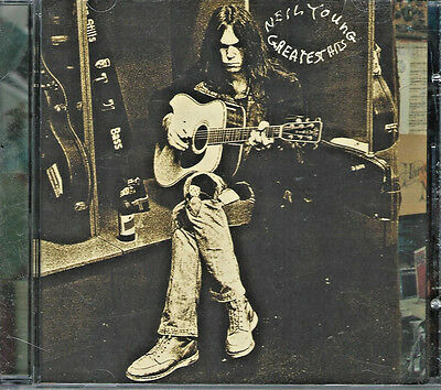 NEIL YOUNG - Greatest Hits - CD - (Original Master Mixes) - Like New