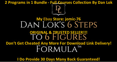 2 Programs in 1 Bundle - Full Courses Collection By Dan Lok