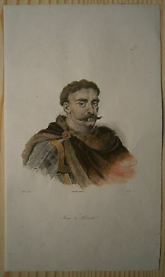 1840 print JAN SOBIESKI, KING OF POLAND (#31)
