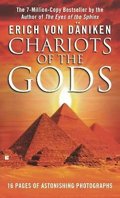 Chariots of the Gods by Erich Von Daniken (English) Mass Market  ([ĒßØØḱ]