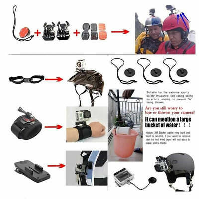 Outdoor Cycle Sport 51-in-1 Accessory Kit for GoPro Hero5/4/3+/3/2/1 Bundle Set