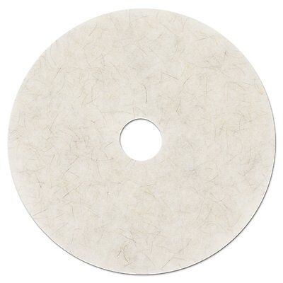 Boardwalk 4017NAT Ultra High-speed Natural Hair Floor Pads, 17-inch, 5/carton