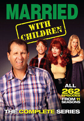 Married... With Children: The Complete Series (DVD,2011)