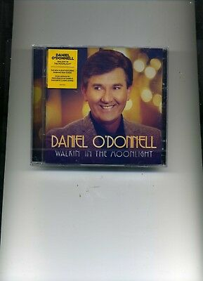 Daniel O'donnell - Walkin' In The Moonlight - 2 Cds - New!!