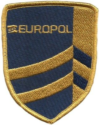 Patch Ecusson European Police Europol - Eb01155