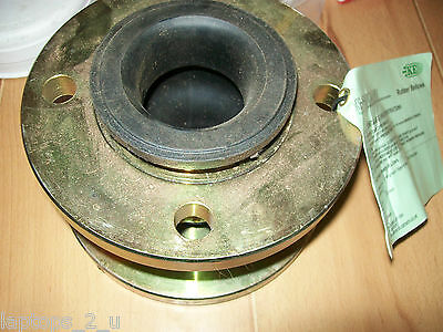 """Herco Spherical Molded Rubber Expansion Joint DN80 3.0/"""" X 6.0/"""""""